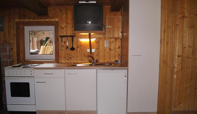 Der Troakasten - Küche