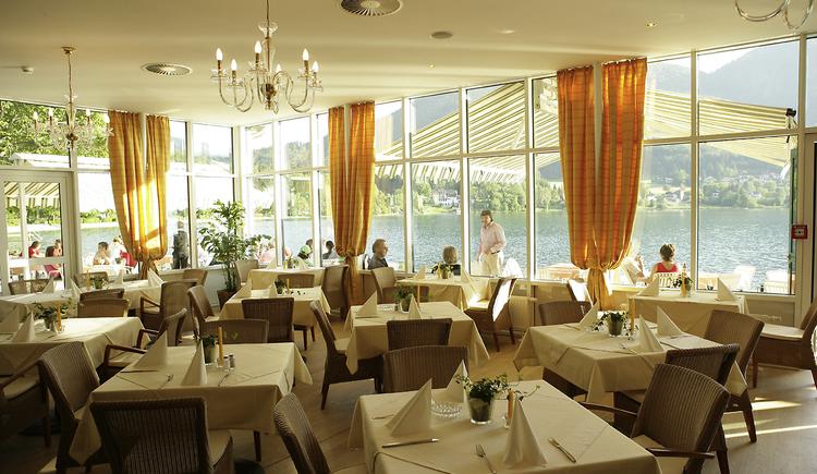 Seerose Speisesaal (© Hotel Seerose)