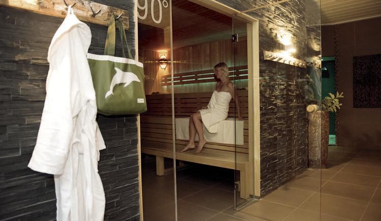 Aldiana Club Ampflwang Saunabereich