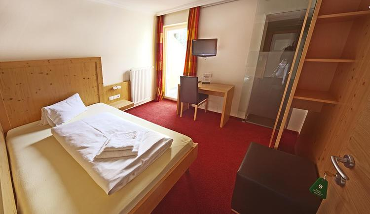 Klein und Fein Einzelzimmer (© hotel Obermayr)