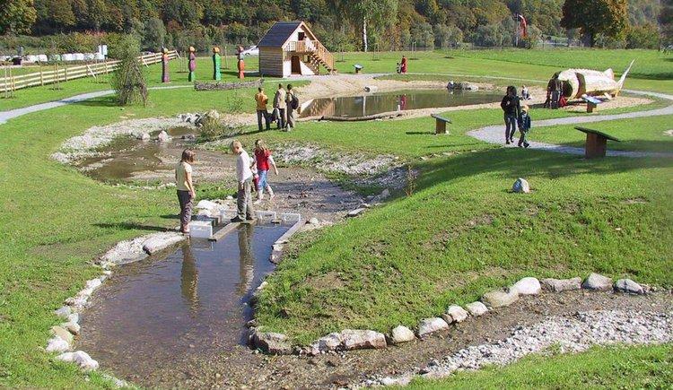 Donaunixe-Isa-Wanderung