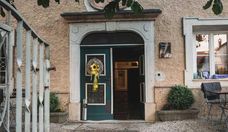 Herzlich Willkommen. (© Restaurant Forthuber / Martin Huber)