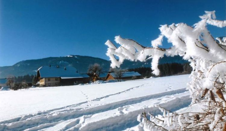Winterlandschaft Plombergbauer