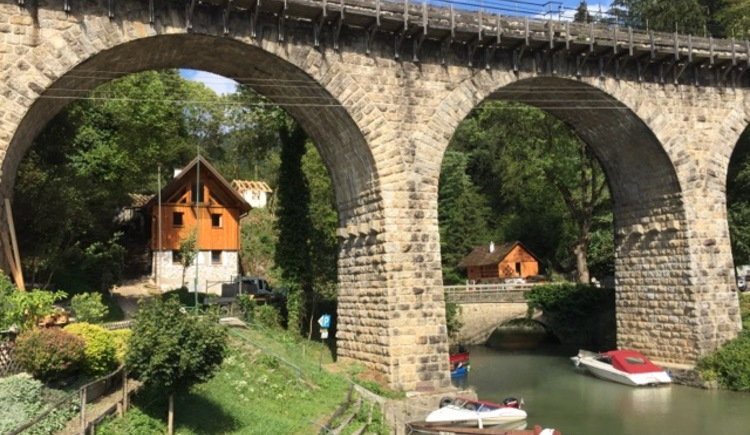 Viadukt (© Ing. Wilhelm Ebner)