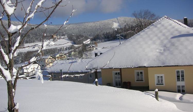 Eingang FW Winter (© Privat)