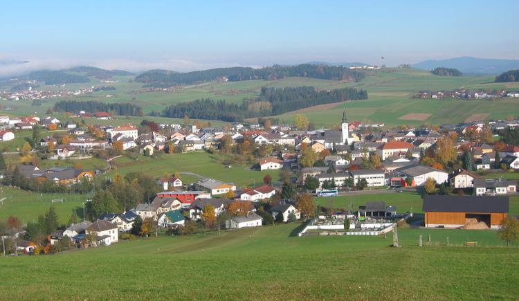 Ausblick vom Mühlholzberg (© Tourismusverband Lembach i.M.)