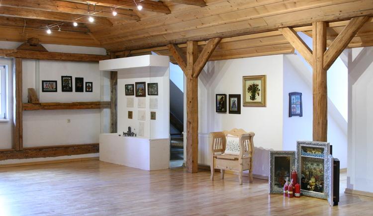 Ausstellungsraum II (© Gemeinde Sandl)
