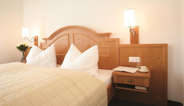 Schlafzimmer (© Wesenauerhof)
