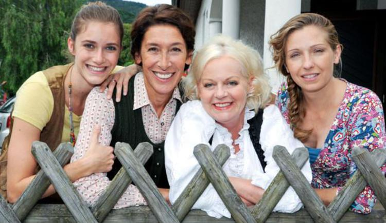 Das Mordsquartett von 4 Frauen & 1 Todesfall (© ORF - DOR Film Produktion GmbH)