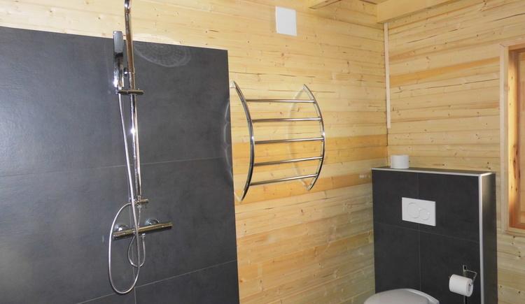 Dusche im Badezimmer Arcadis