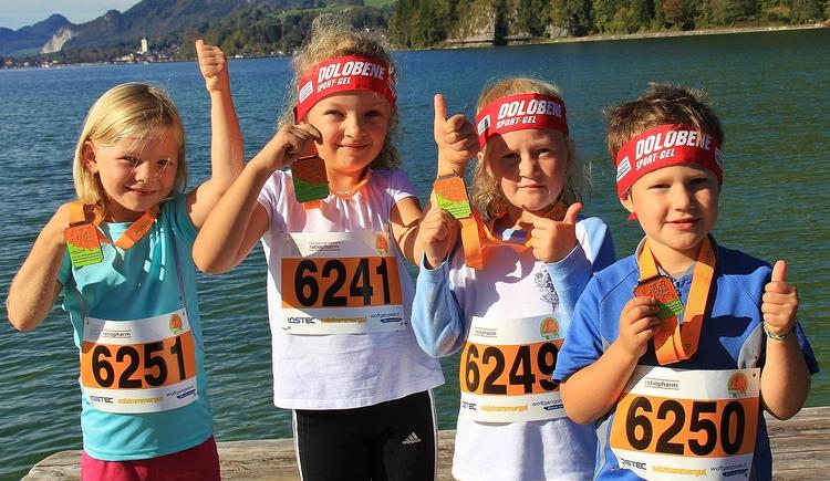 Wolfgangseelauf Juniormarathon