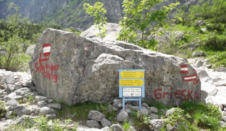 sepp_huber_steig_zur_puhringerhuette-wolfs_berge