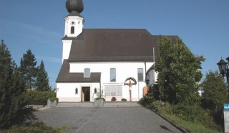 Pfarrkirche Pramet (© www.pramet.ooe.gv.at)