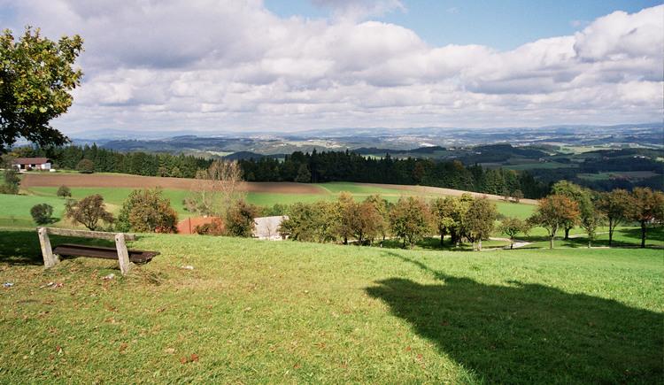 Stroheim Landschaftsaufnahme