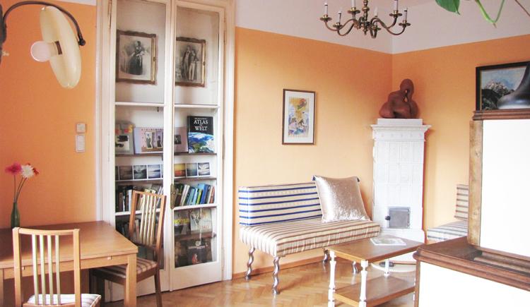 Wohnzimmer (© Katharina Schmiedleitner)