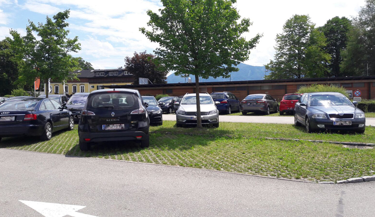 parkende Autos