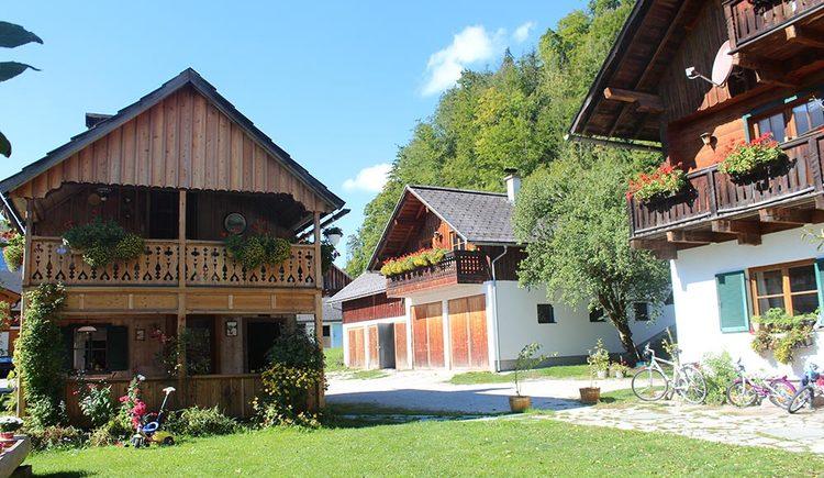 Unser Bio-Bauernhof (© Haus Annerl)