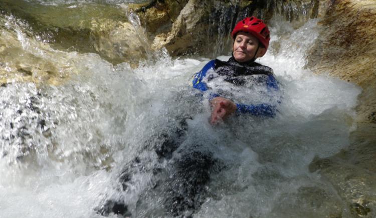 Sport und Abenteuerschule Canyoning
