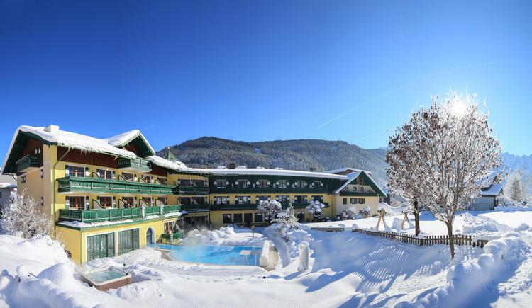 Hotel Sommerhof - Außenansicht Winter