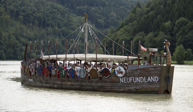Donau Wikinger (© Alois Koblmüller)