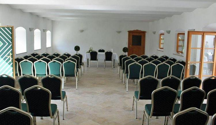 Hof Groß Höllnberg in Vorchdorf im Almtal großer Saal