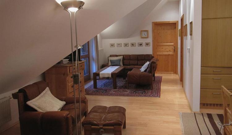 Wohnzimmer (© Hedi Huhle)