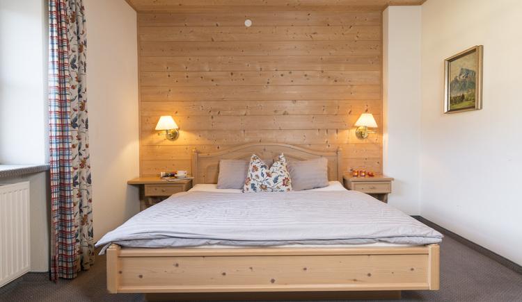 Ferienwohnung Girbl Schlafzimmer