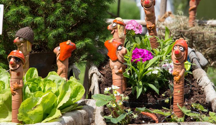 Gartentage im Stift Reichersberg. (© Stift Reichersberg)