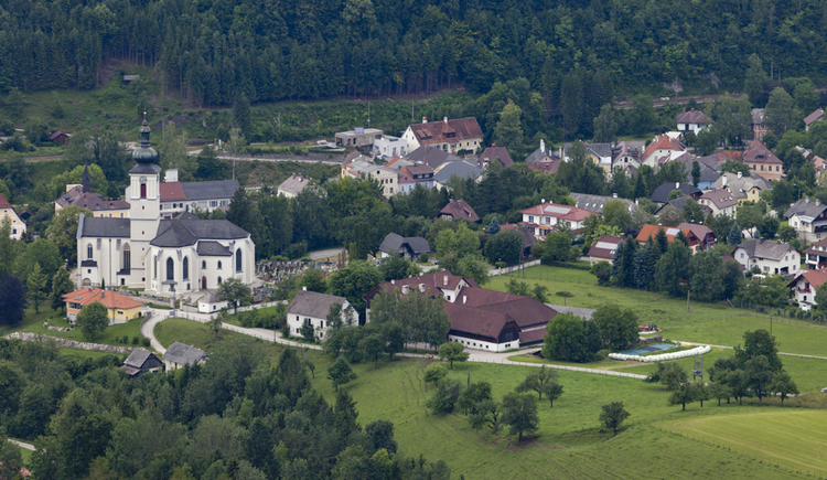 Ferien auf dem Bauernhof Kirchbichl. (© Claudia Lumplecker)