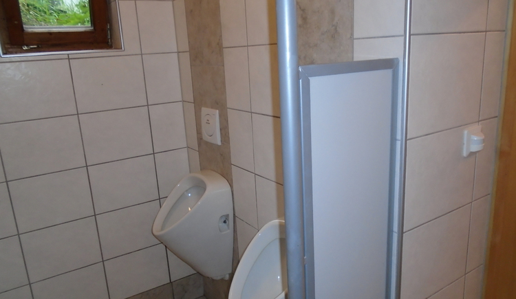 Toilettenanlage (© TVB Almtal, AH)