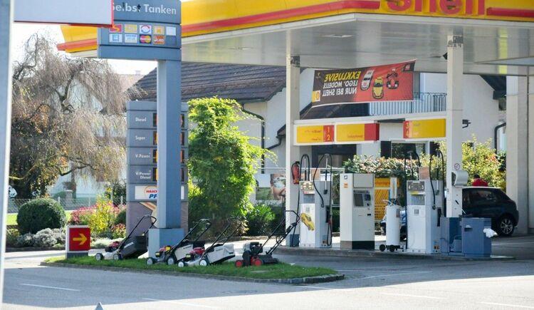 Litzlbauer Tankstelle