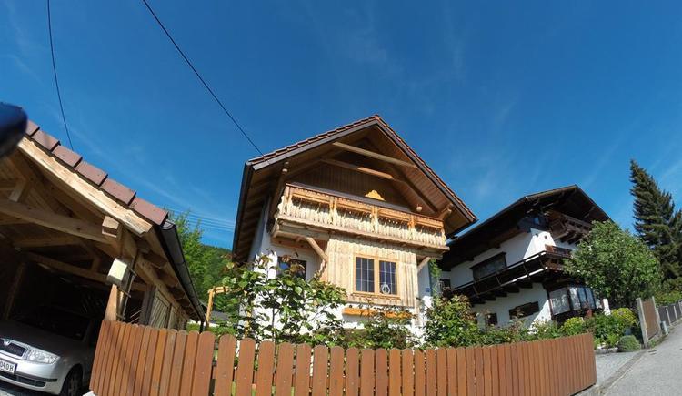 Haus Schlipfing 2 (© Ferienhaus in der Schlipfing)