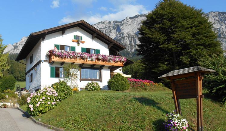 Haus Bader Steinbach am Attersee