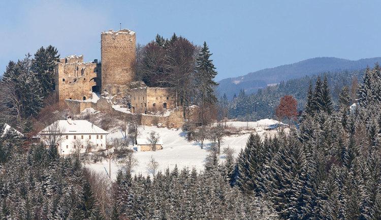 Prandegg Winter (© Gemeinde Schönau)