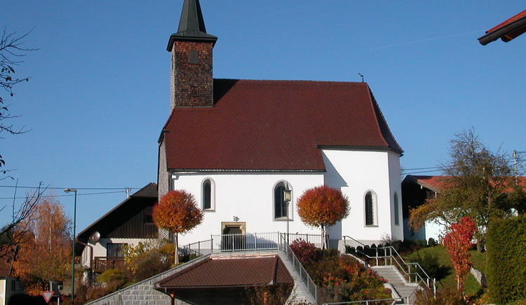 Vituskirche in Hehenberg