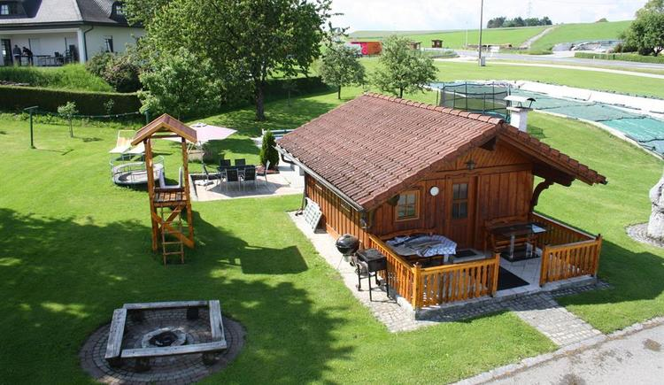Gartenhütte (© Privat)