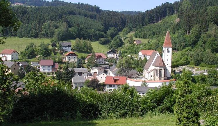 Hirschbach (© Gemeindeamt Hirschbach)