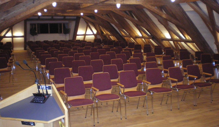 Mozarthaus Veranstaltungssaal