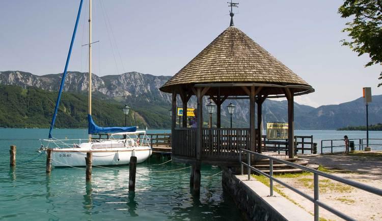 Bootsparkplätze (© Verschönerungsverein Nußdorf)