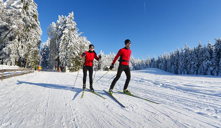 Langlaufen (© OÖ Tourismus Weissenbrunner)