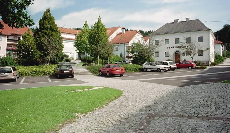 Eidenberg Ortsansicht. (© TTG Tourismus Technologie)