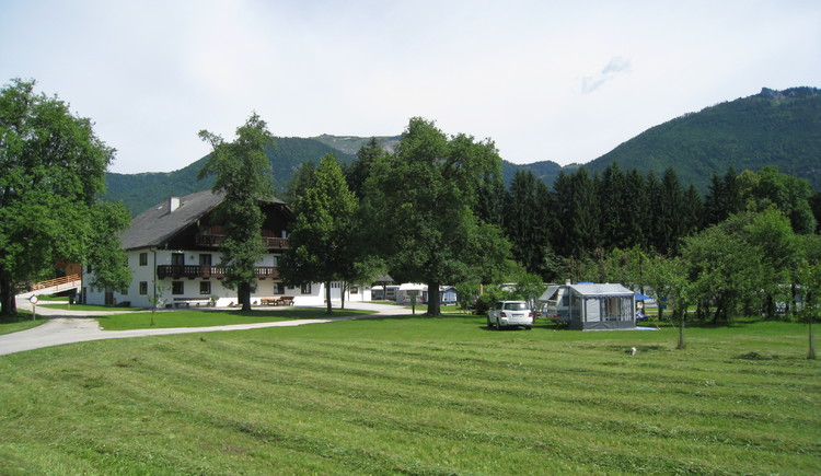 Camping Weidingerbauer. (© Maria Eisl)