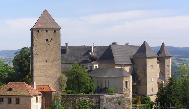 Burg Vichtenstein. (© Gemeinde Vichtenstein)