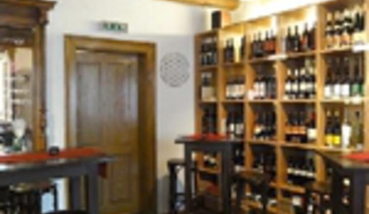 Il Vino Freistadt Innenansicht (© Il Vino Vinothek Freistadt Innenansicht)