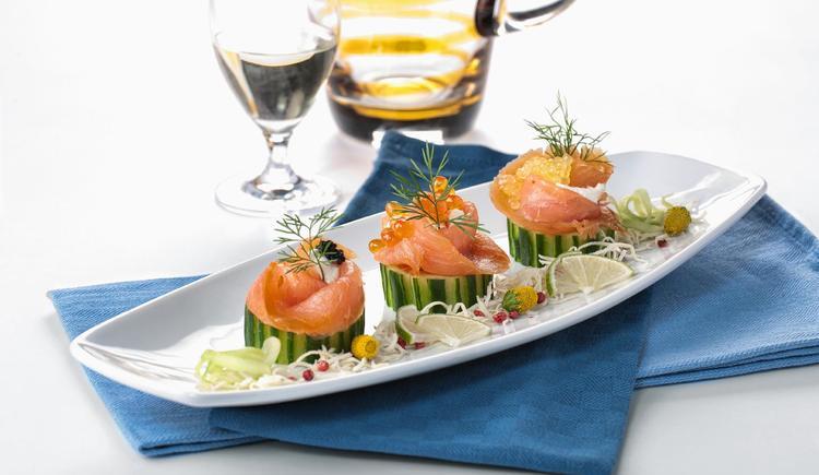 Lachsrolle (© s'Kulinarium)