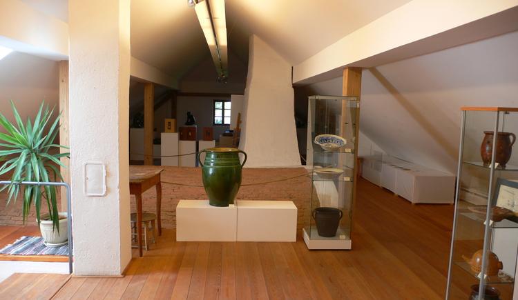 Mühlviertler Keramikwerkstätte Hafnerhaus (© Verbund Oö. Museen)