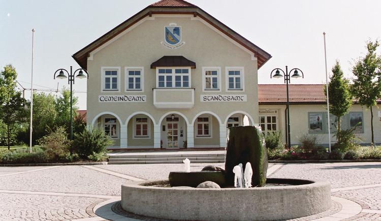 Gilgenberg am Weilhart Gemeindeamt