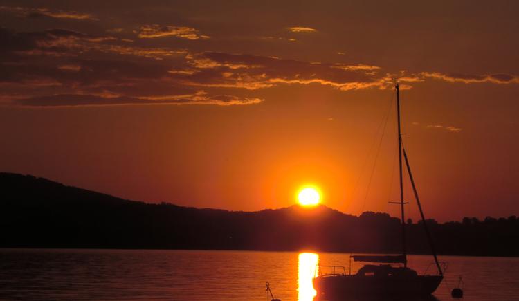 Sonnenuntergang (© Eva Gaigg)