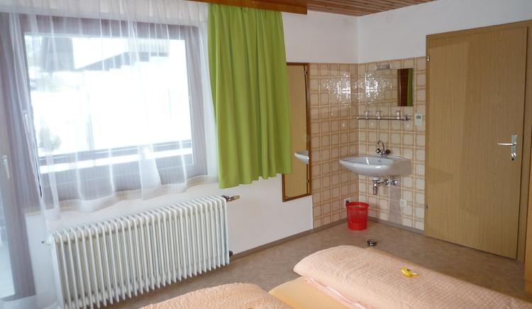 Schlafzimmer Morgensonne - Bild Nr. 2. (© Haus Straubinger-Tiefenbacher Bad Goisern)