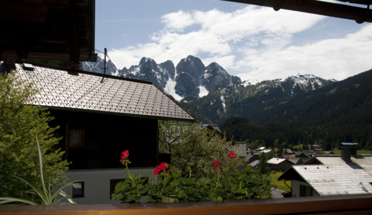 Also from the balcon the view is really beautiful. (© Schmaranzer Andrea)